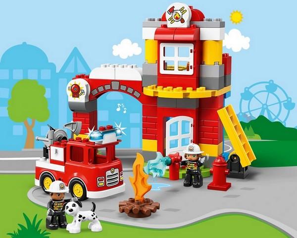 Детский конструктор LEGO не перестает удивлять потребителей