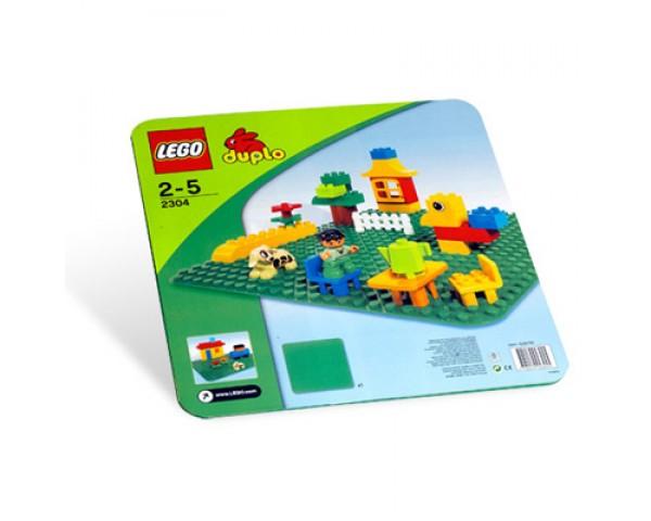 2304 Большая строительная пластина lego duplo