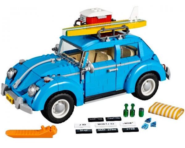10252 Фольсваген Жук Lego Creator Expert