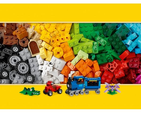 10696 Набор для творчества среднего размера лего классик