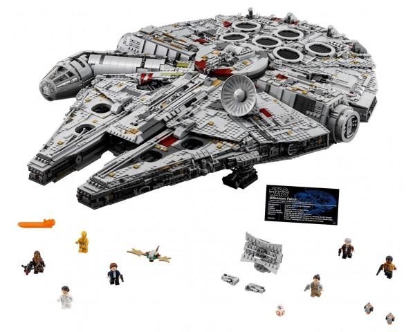 75192 Сокол Тысячелетия Lego Star Wars