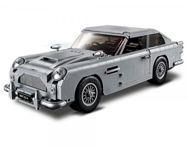 Конструктор LEGO Creator 10262 Aston Martin DB5 Джеймса Бонда