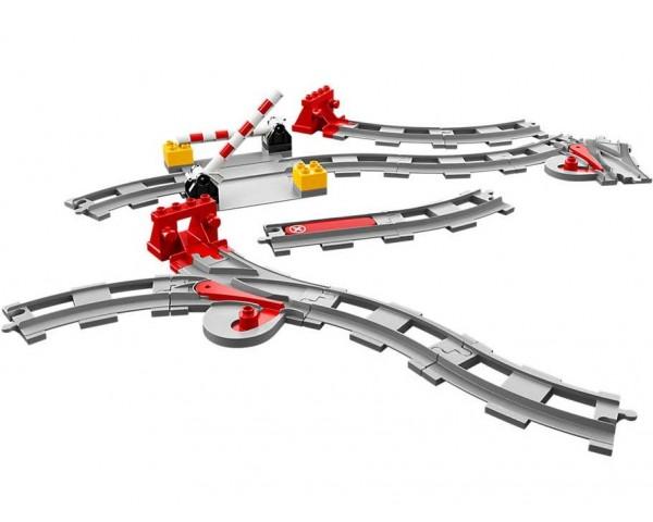 Конструктор LEGO Duplo 10882 Рельсы