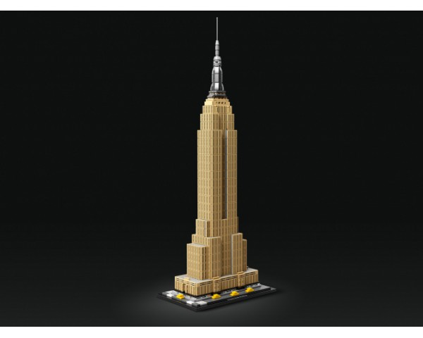 21046 Эмпайр Стейт Билдинг Lego Architecture