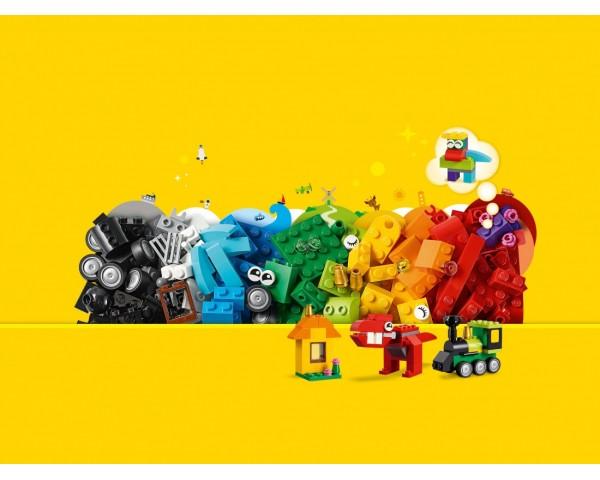 11001 Кубики и идеи Lego Classic