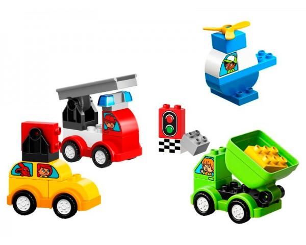 Lego Duplo 10886 Мои первые машинки