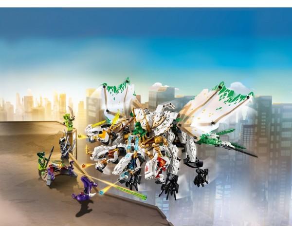 70679 Lego Ninjago Ультра Дракон