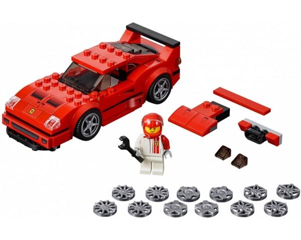 75890 Феррари F40 Lego Speed Champions