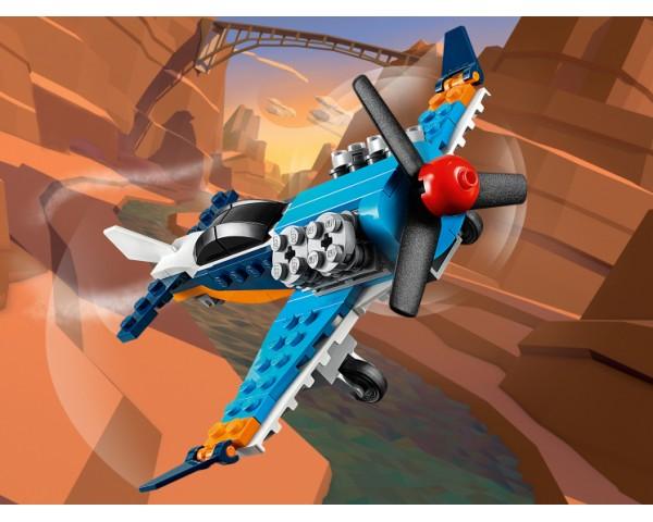 Конструктор LEGO Creator 31099 Винтовой самолёт