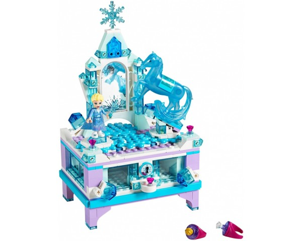 Конструктор LEGO Disney Princess 41168 Шкатулка Эльзы