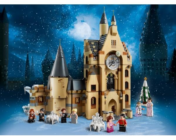 75948 Часовая башня Хогвартса Lego Harry Potter