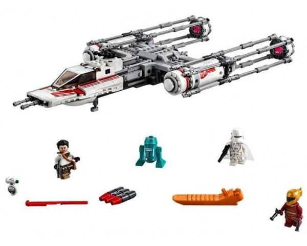 75249 Звёздный истребитель Повстанцев типа Y Lego Star Wars