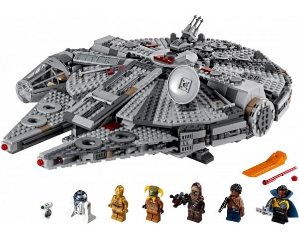 75257 Сокол Тысячелетия Lego Star Wars