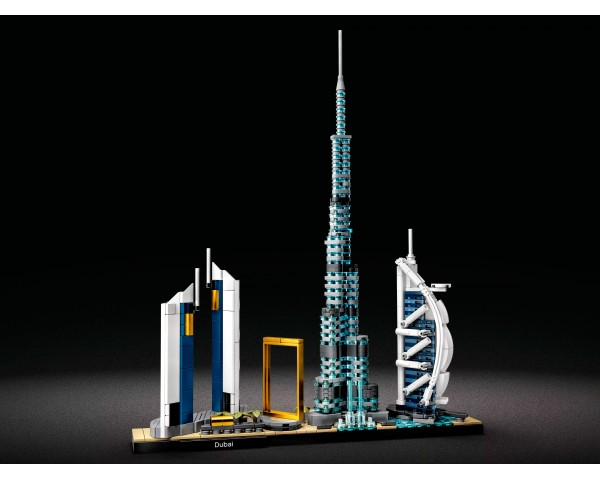 Конструктор LEGO Architecture 21052 Дубай
