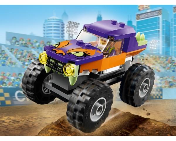 Конструктор LEGO City 60251 Монстр-трак