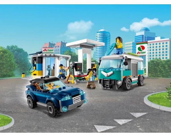 60257 Станция технического обслуживания Lego City