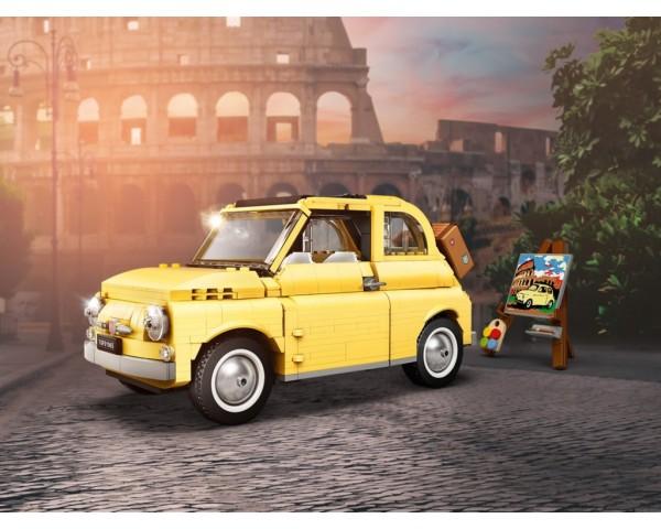 Купить 10271 Lego Creator Fiat 500