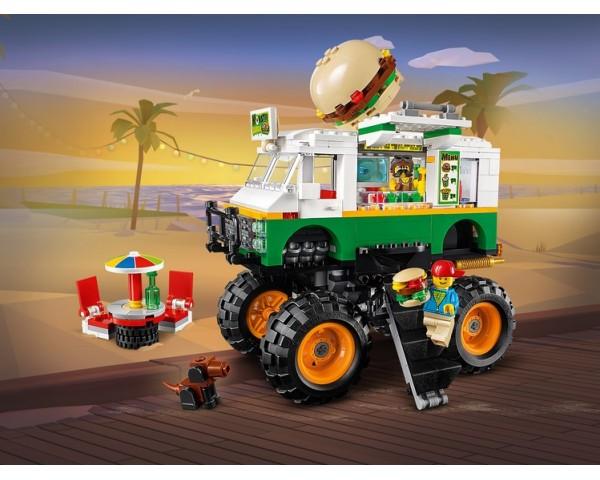 31104 Грузовик «Монстрбургер» Lego Creator