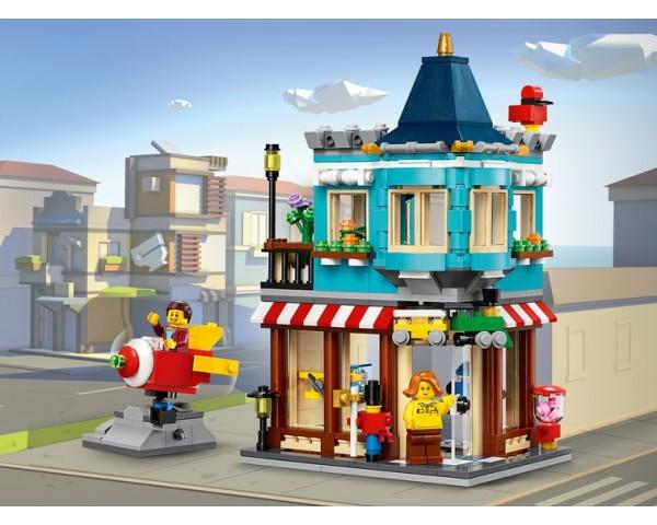 31105 Городской магазин игрушек Lego Creator