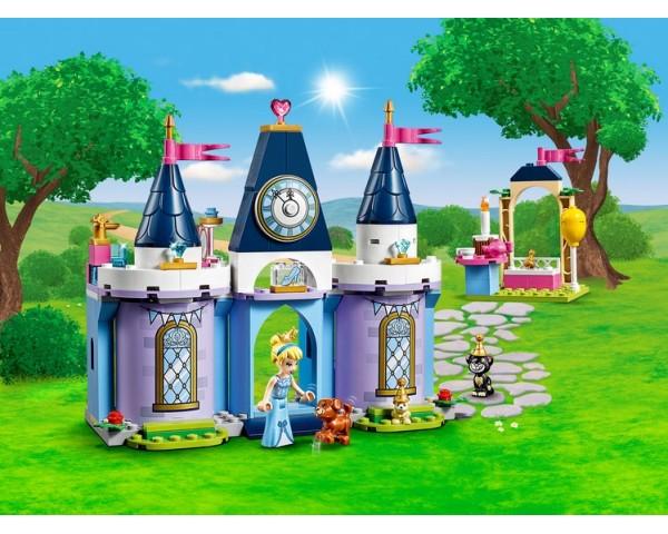 Конструктор LEGO Disney 43178 Праздник в замке Золушки