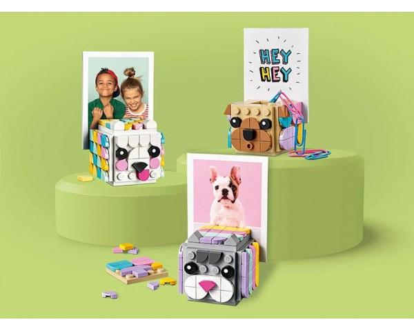 41904 Подставки для фото «Животные» Lego Dots