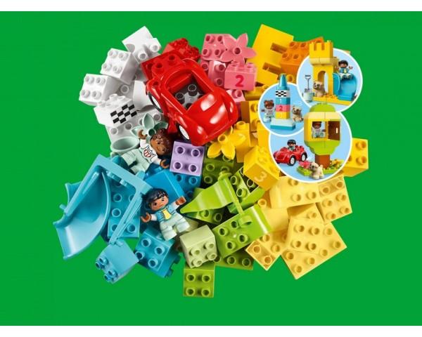 10914 Большая коробка с кубиками Lego Duplo