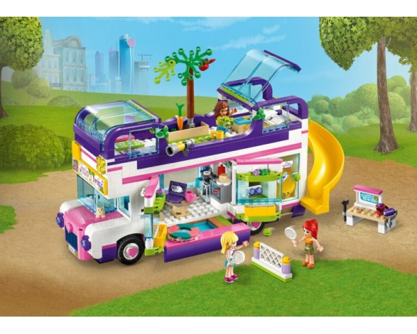 41395 Автобус для друзей Lego Friends