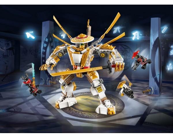 71702 Золотой робот Lego Ninjago