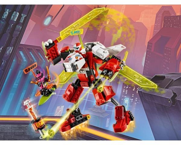 71707 Реактивный самолёт Кая Lego Ninjago