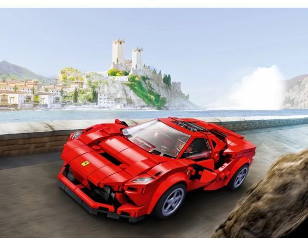 76895 Ferrari F8 Tributo Lego Speed Champions