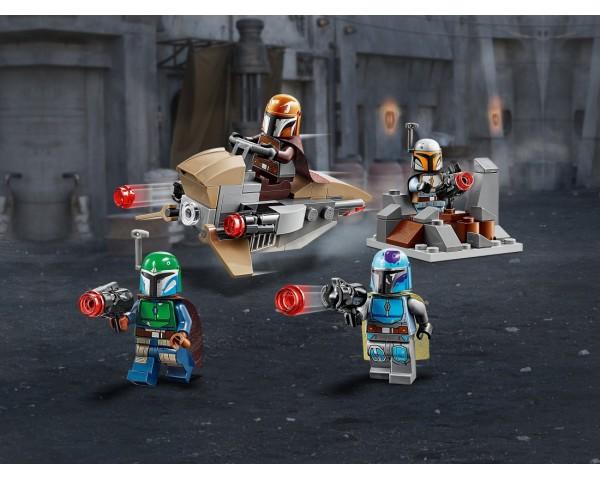 75267 Боевой набор: мандалорцы Lego Star Wars