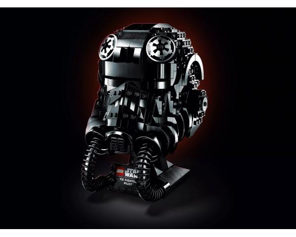 Купить 75274 Lego Шлем пилота истребителя СИД Star Wars