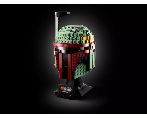 Купить 75277 Lego Star Wars Шлем Бобы Фетта