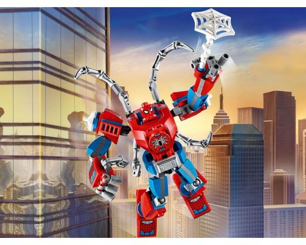 76146 Человек-Паук: трансформер Lego Super Heroes