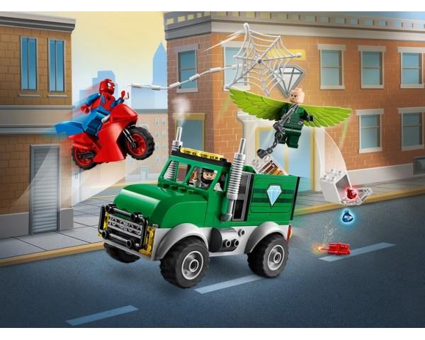 76147 Ограбление Стервятника Lego Super Heroes