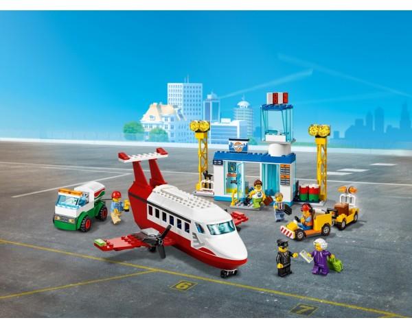 Купить 60261 Lego City Городской аэропорт