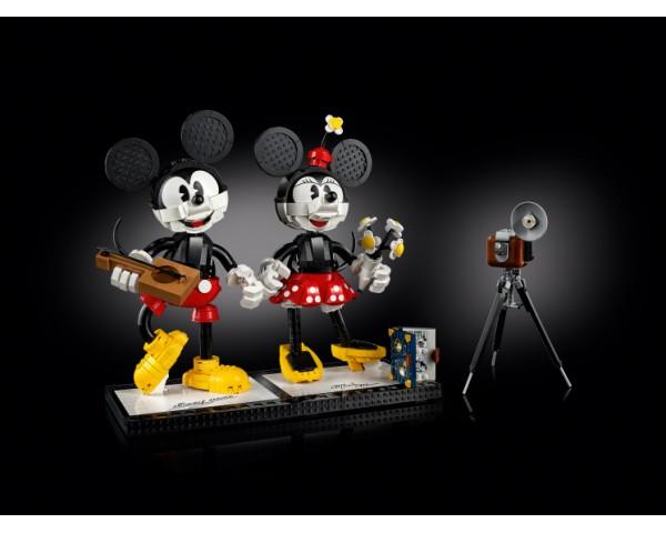Конструктор LEGO Disney 43179 Микки Маус и Минни Маус