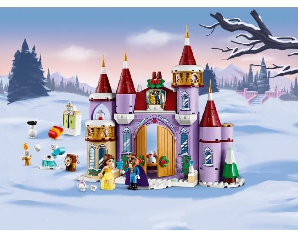 43180 Lego Disney Princess Зимний праздник в замке Белль