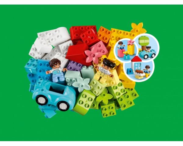 10913 Lego Duplo Коробка с кубиками