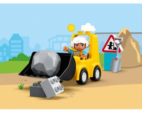 Конструктор LEGO Duplo 10930 Бульдозер