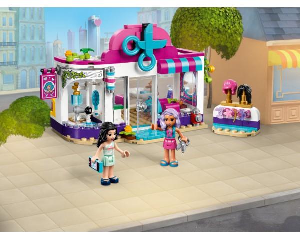 41391 Lego Friends Парикмахерская Хартлейк Сити