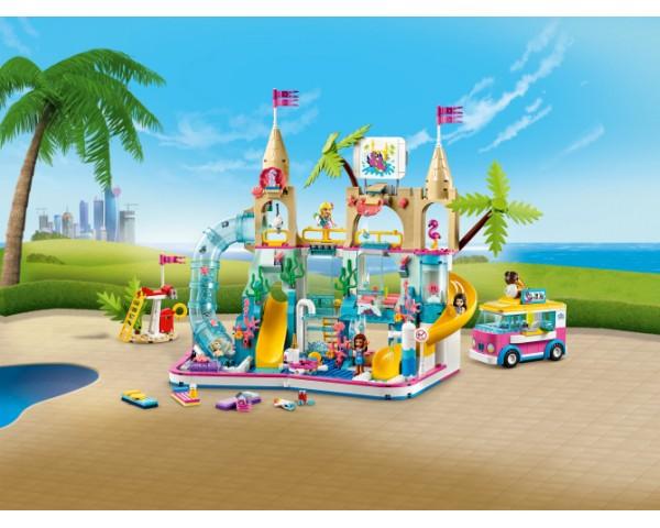 Конструктор LEGO Friends 41430 Летний аквапарк
