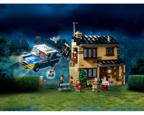 Купить 75968 Lego Harry Potter