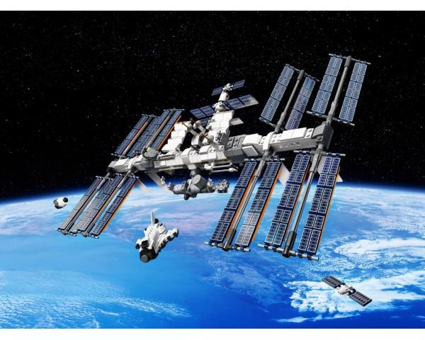 Конструктор LEGO Ideas 21321 Международная Космическая Станция