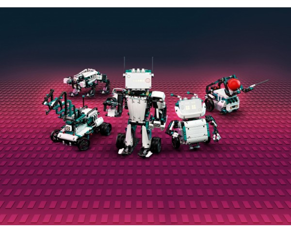 Конструктор LEGO Mindstorms 51515 Robot Inventor