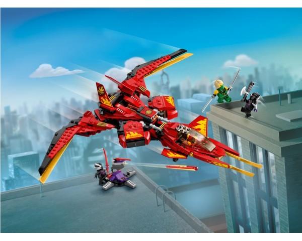 Купить 71704 Lego Ninjago Истребитель Кая