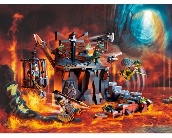 71717 Lego Ninjago Путешествие в Подземелье черепа
