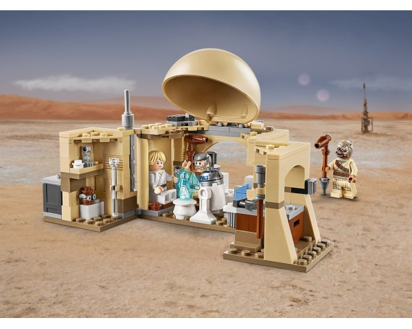 75270 Lego Star Wars Хижина Оби-Вана Кеноби