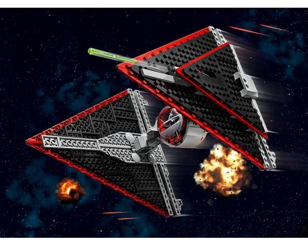 75272 Lego Star Wars Истребитель СИД ситхов