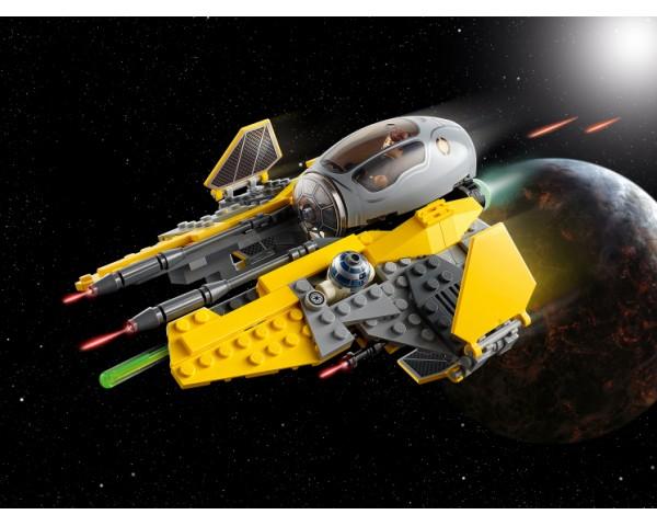 Конструктор LEGO Star Wars 75281 Джедайский перехватчик Энакина